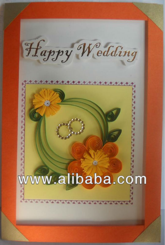 Wedding Cards.