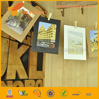 2014 China Supplier stand paper photo frame/paper photo frame/picture frames
