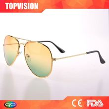 Hot selling factory directly most pupular mens pilot eyewear