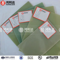 Insulation products of FR4 / G10 / FR5 / G11 Epoxy fiberglass laminated sheet