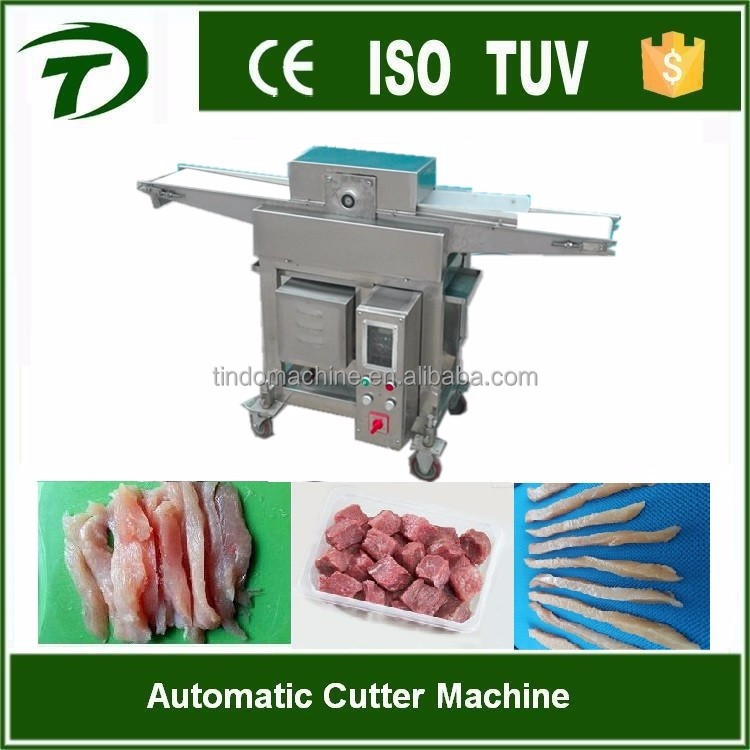 full automatic low cost machine of cutting fish fillet