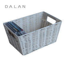 Fashion best selling stackable plastic fruit basket for storage