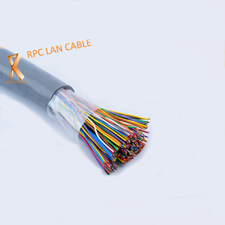 cat5 / cat3 0.5mm / 0.4mm indoor telephone cable 10 pairs cat3 cable