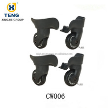 Swivel Luggage Carrier Wheel For Hardside Luggage