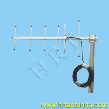 433MHz 6 element 12dbi yagi antenna TDJ-400AH6