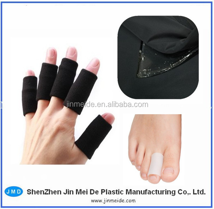 Finger & Toe Ice Therapy Wrap / Ice Gel Sleeve / Freeze Cold Sleeve for Toe and Finger