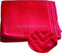 Model: SD411 - RED ECONO MOVING BLANKET