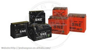Safety Dry Silicone Motorcycle Sealed Battery