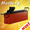 AGM VRLA SMF SLA Front Access Type Lead Acid Battery 12V 100Ah