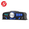 Power amplifier motorcycle parts accessories motorcycle mp3 audio alarm system with lcd display