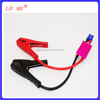latest product car smart booster cable with alligator clip