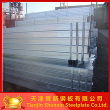 high quality pre galvanized steel square tube/square hollow section
