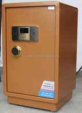 Customized size Digital key lock metal safe deposit box