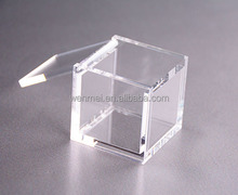 2018 hot sale clear acrylic gift box