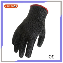 SHINEHOO 7 Gauge Auto Mechanic Engineering Work Gloves