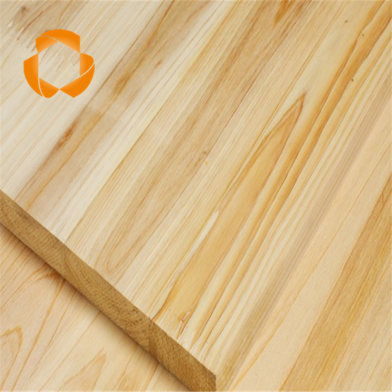 rubber wood finger joint laminated board for furniture