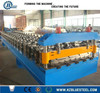 Hydraulic Light Weight Steel Roof Truss Machines / Metal Roofing Sheet Molding Machine