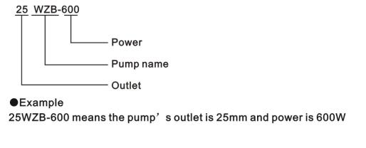 Factory High quality and Low Price self priming pump