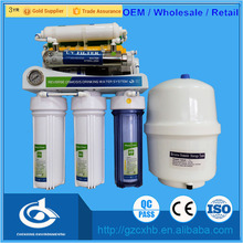 High quality water 8 stage home drinking reverse in water filters