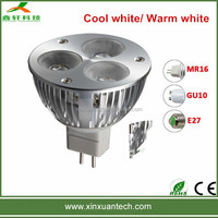 Dimmable wholesale 230v 3.5w gu10 jula led spotlight