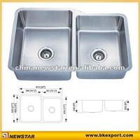 60/40 plastic kitchen sink