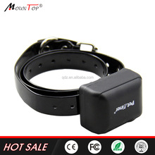 Factory Pet Training Vibration Vibrating Beeper No Pain TPU DOG BARK STOP COLLAR Without Shock
