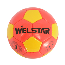 Size 1 Small Soccer Ball 1# Football for Kids Smooth Surface for a Better Touch and Lower Water Uptake