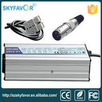 CE certification Lifepo4 Battery Charger 72V 2.5A 24S 87.6V for electric clean machine