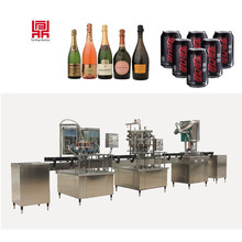 Canning carbonated soft drink machine/ filling machine