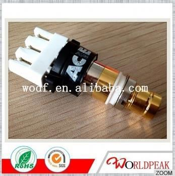 factory price free samples 1.6/5.6 female 75-120 ohm IDC 3 Pole Balun rf connector