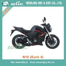Hot Sale motocycle 50cc motocicletas chinas 125cc motocicleta EEC Euro4 Racing Motorcycle N10 Water cooled EFI system (Euro 4)