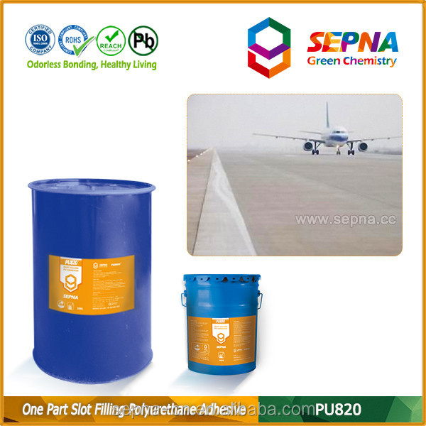wholesale wanted 890SL self leveling joint sealant concrete bonding agent expansion joint sealant