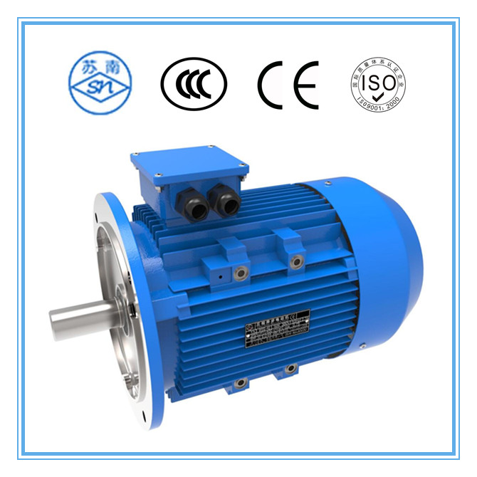5HP 4kW 2 poles industrial fan motors electric mill