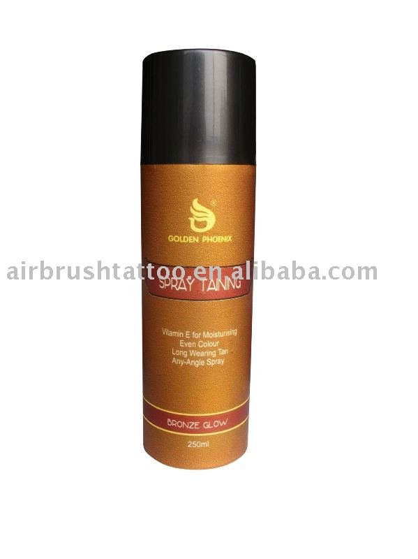 healthy sunless spray tanning
