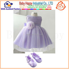 free shipping infants&toddler 2014 new design fashion baby dress