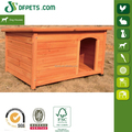 DFPets DFD3007 Large Wooden Dog House