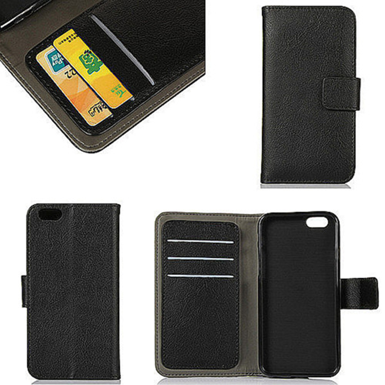 Smart Cover Case With Card Holders 4.7inch Fashion Wallet Phone Case For iPhone 6