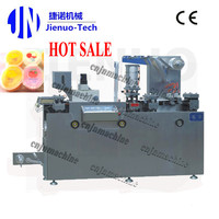 High Quality Blister (Cheese, Yogurt) Automatic Packing Machine