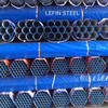 Delivery water steel structure building and pipes