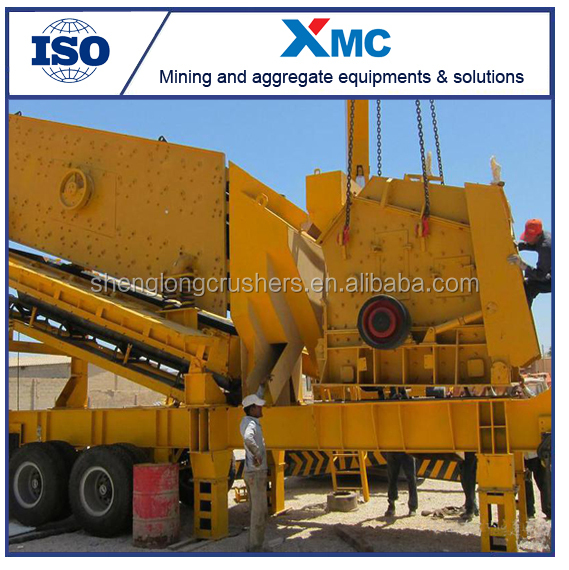 Mobile Impact Crusher, Mobile Stone Crusher Station Price