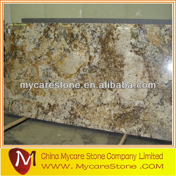 crystal yellow granite slab bianco antico granite slab