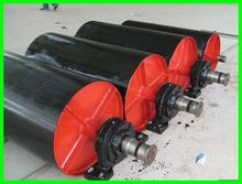 belt conveyor pulley drum for coal mining