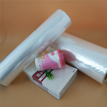 Top quality China manufacturer polyolefin /POF shrink wrap film