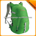 fashion fancy outdoor backpack bag green backpack