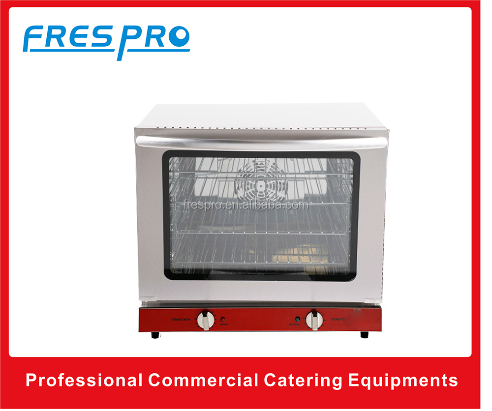 66L Half Size commercial convection oven