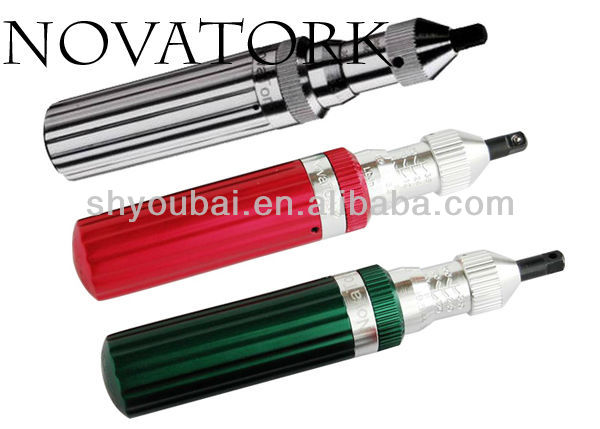 "1/4"" Adjustable Torque Screwdriver, Torque Tools Reliable & Leading Manufacturer, Excellent Quality Approved!!"