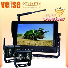 Aftermarket Parts Camera Monitor System for Farm Tractor Agricultural Equipment Vision Security