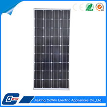 Top supplier High Quality Sunpower Solar Panel 130W Solar Module