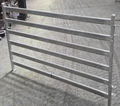 5 Bars Pregalvanized Oval Rail Sheep Yard Panel
