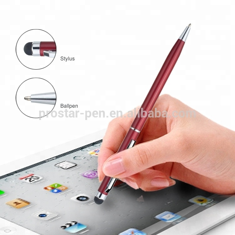 2015 The cheapest slim twist colorful touch screen <strong>pen</strong> stylus touch <strong>pen</strong>